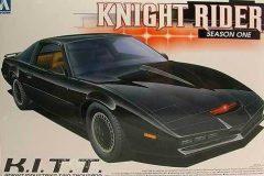 "Aoshima 041277  Pontiac Firebird Trans Am ""Knight Rider - KITT"""