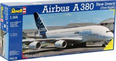 Revell Airbus A 380 Design New livery  First Flight