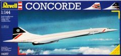 Revell 04257  Concorde - British Airways