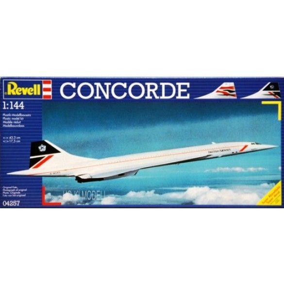 Revell 04257  Concorde - British Airways