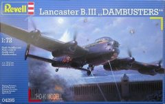 "Revell Lancaster B.III ""DAMBUSTERS"""