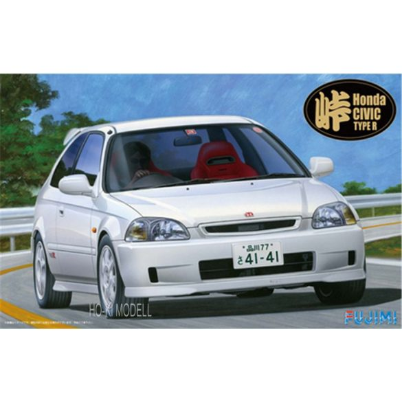 Fujimi 046013  Honda Civic Type R (EK9) Late Model