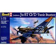 Revell 04692  Junkers Ju 87 G/D Tank Buster