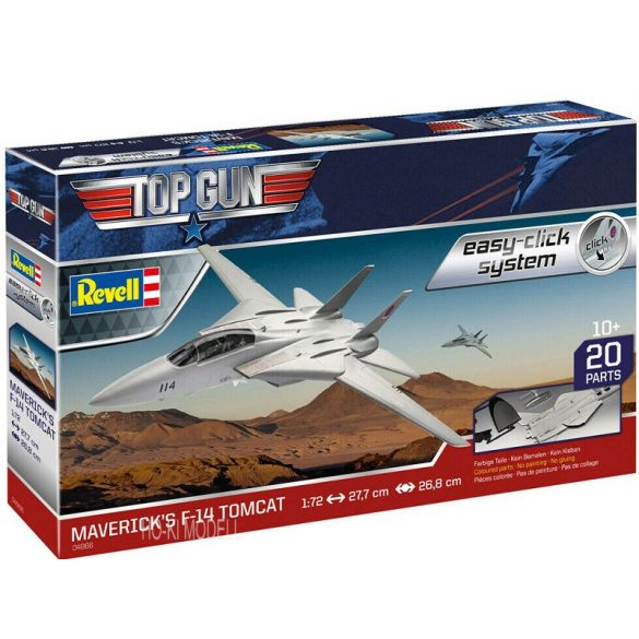 Revell 04966 F 14 Tomcat 'Top Gun: Maverick's'
