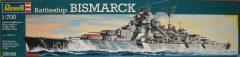 Revell 05098  Battleship Bismarck