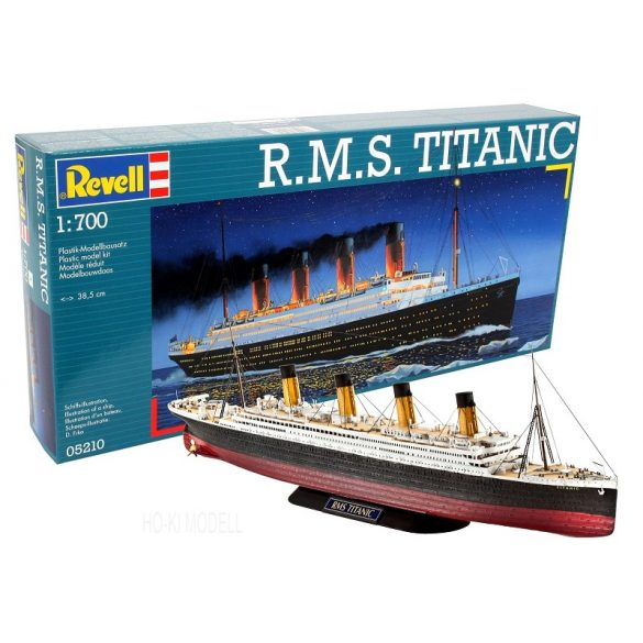 Revell 05210  R.M.S. Titanic