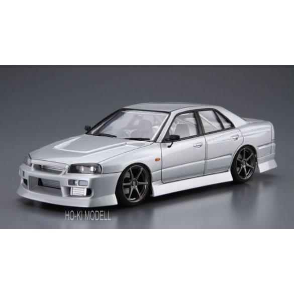 Aoshima 05321 Nissan Skyline  ER34 URAS