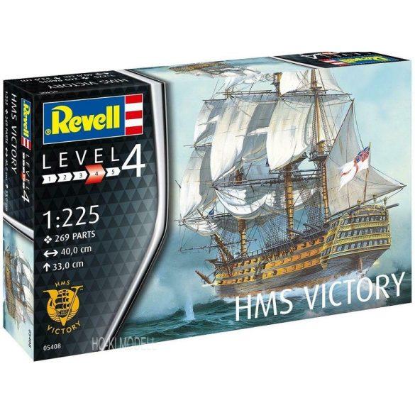 Revell 05408  H.M.S. Victory vitorláshajó