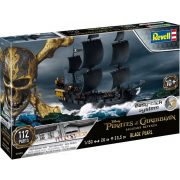 Revell 05499 Pirates of the Caribbean Salazar's Revence Black Pearl