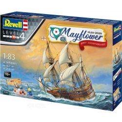 Revell 05684 Mayflower 400th Anniversary Gift Set