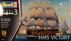 Revell Admiral Nelson Flagship HMS Victory