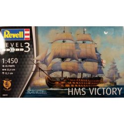 Revell 05819  Admiral Nelson Flagship HMS Victory