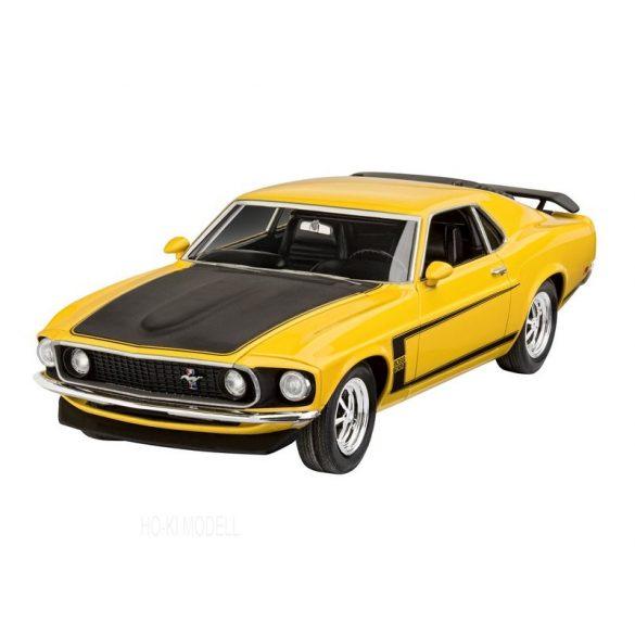 Revell 07025 Ford Mustang Boss 302 '69