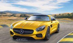 Revell Mercedes AMG GT