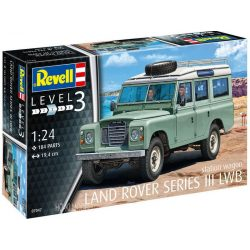 Revell 07047 Land Rover Series III