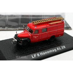 Atlas LF 8 Hanomag AL 28 Tűzoltóautó