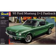 Revell 07065   Ford Mustang 1965 2+2 Fastback