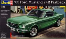 Revell 1965 Ford Mustang 2+2 Fastback