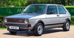 Revell 07072  VW Golf I GTI 1976