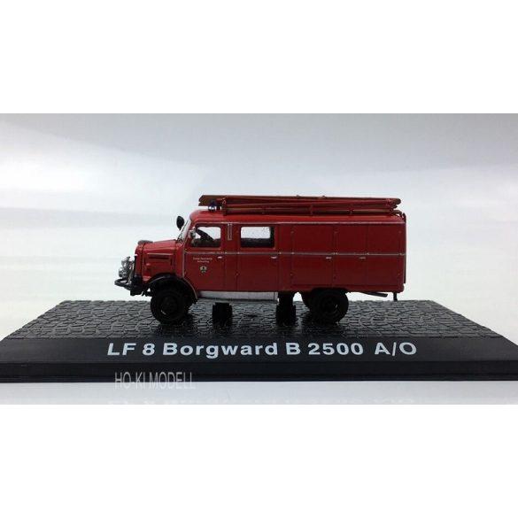 Atlas  LF 8 Borgward B 2500 A/O Tűzoltóautó