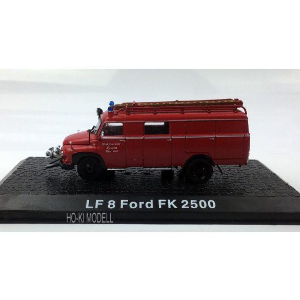 Atlas  LF 8 Ford FK 2500 Tűzoltóautó