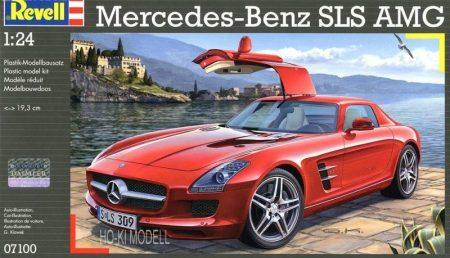 Revell 07100  Mercedes-Benz SLS AMG