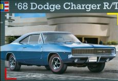 Revell 1968 Dodge Charger R/T