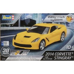Revell 07449 Corvette Stingray 2014