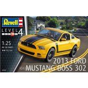 Revell 07652 Ford Mustang Boss 302 (2013)