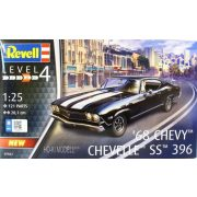 Revell 07662 1968 Chevy Chavelle SS 396