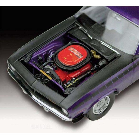 Revell 07664 1970 Plymouth AAR Cuda