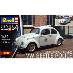 Revell 07666 Volkswagen VW Käfer Beetle Polizei Niederlande & Belgien