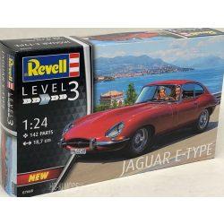 Revell 07668 Jaguar E-Type Coupe