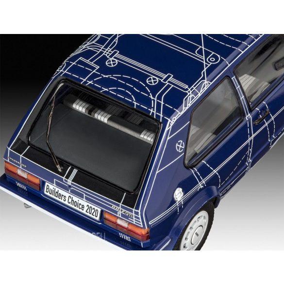 Revell  07673  Volkswagen Golf  GTI