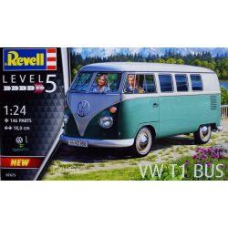 Revell 07675  Volkswagen  T1 Bus 1961