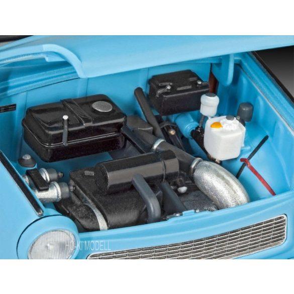 Revell 07777 Trabant 601S 60 Years of Trabant