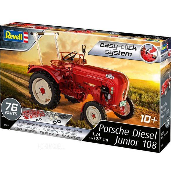 Revell 07820 Porsche Diesel Junior 108 Traktor