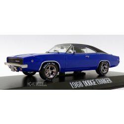 Greenlight 86531 1968 Dodge Charger - Christine Black/Blue