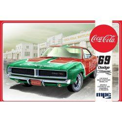 MPC 919  Dodge Charger R/T Coca Cola-1969