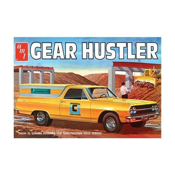 """Amt 1096 1965 Chevy  El Camino """"Gear Hustler"""""""