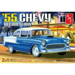 Amt 1119 Chevy Bel Air Sedan 1955