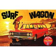 Amt 1131 1965 Chevy Chevelle Surf Wagon