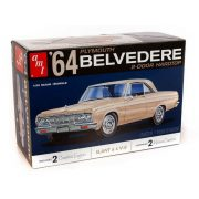 Amt 1188 Plymouth Belvedere Hard Top Coupe 1964