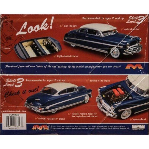 Moebius Models 1200 Hudson Hornet - 1953