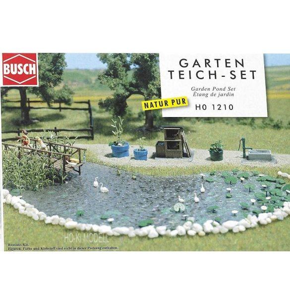 Busch 1210 Kerti tó készlet