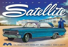 Moebius 1965 Plymouth Satellite