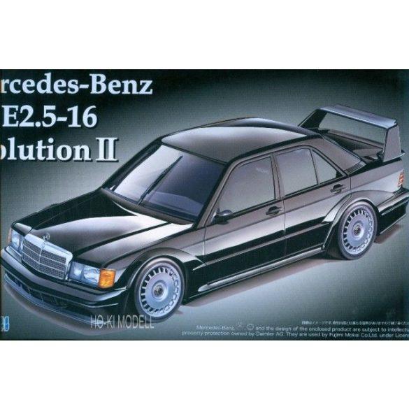 Fujimi 125718  Mercedes-Benz 190E2.5-16 Evolution II 190E