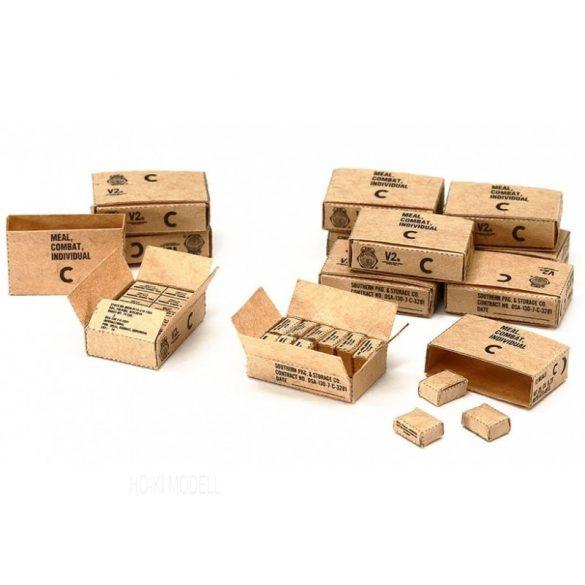 Tamiya 12685 MCI Cartons (Vietnam War)
