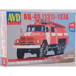 AVD  AC-40 (ZIL-131)-137A Tartályos Tűzoltóautó