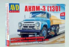 AVD   ZIL 130 AKPM-3 Úttisztító autó